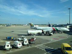 Lyon saint exupery airport