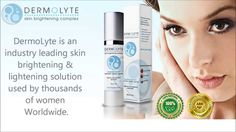 DermoLyte Skin Brightening Cream - Amazing Results
