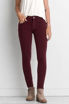 American Eagle Outfitters AE Sateen X4 Jegging
