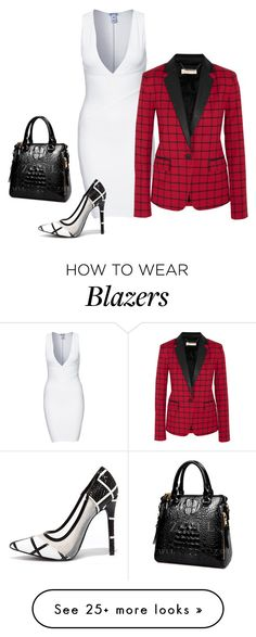 """Checked-In!"" by lollahs on Polyvore featuring MICHAEL Michael Kors and Shoe Republic LA"