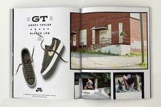 Nike SB xGrant Taylor - Manasseh Langtimm