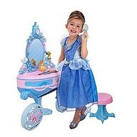 Disney Princess Cinderella Enchanted Carriage Vanity