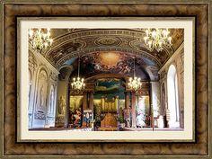 Handel Framed Print featuring the photograph Handel's Organ by Judi Saunders