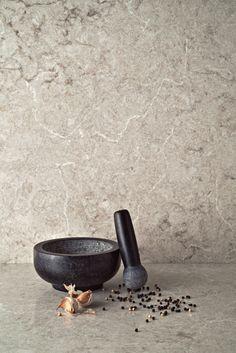 Chefs delight with 6131 Bianco Drift - Caesarstone®