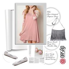 """""""Oasap 1/16"""" by butterflypanic ❤ liked on Polyvore featuring мода и Post-It"""