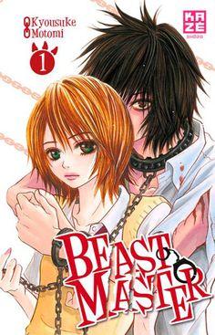 Beast Master by Kyôsuke Motomi - 2 volumes - 1 volume (box set special edition) - French edition : Kaze Manga