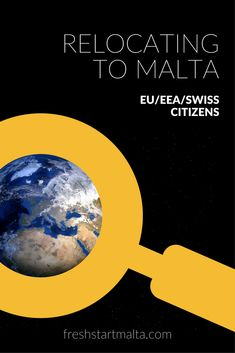 Relocating to Malta | Moving to Malta | Eligibility | EU / EEA / SWISS nationals | TCN nationals | Global Residence Programme | Malta Residence and Visa Program | Individual Investor Program  In details ->> https://freshstartmalta.com/relocating-to-malta/  Are you an EU/EEA or SWISS national? Planning to stay in Malta long-term? Check your eligibility ->  #freshstartmalta #malta #paradise #business #GRP #MRVP #IIP