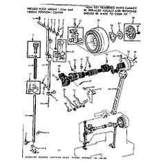 Kenmore 148.14220 Sewing Machine Instruction Manual