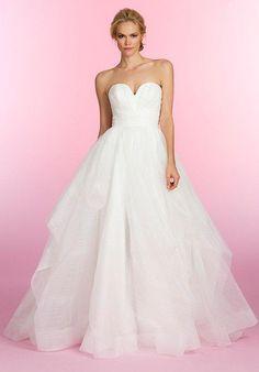 Hayley Paige 6507/Esther Wedding Dress - The Knot; Nordstrom Tyson's; the white magnolia atlanta