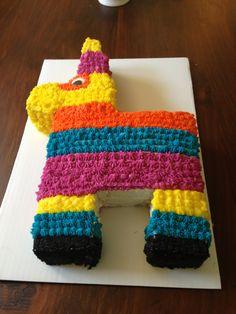 Cinco de Mayo pinata cake – homemade funfetti cake with American buttercream Cinco de Mayo pinata cake – homemade funfetti cake with American buttercream Fiesta Cake, Mexican Fiesta Party, Baby First Birthday, 1st Birthday Parties, Birthday Ideas, Fete Anne, Mexican Birthday, Frederique, Taco Party