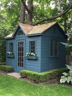 Cool 80 Incredible Backyard Storage Shed Makeover Design Ideas https://insidecorate.com/80-incredible-backyard-storage-shed-makeover-design-ideas/