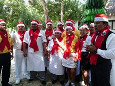 The Sunscape Sabor Cozumel family is getting ready for Christmas!