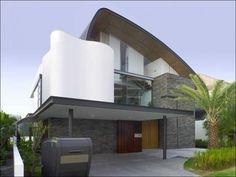 Waterfront House в Сингапуре