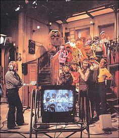 The Man Behind the Muppet