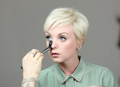 Oh I just love everything about this Pixie! This is what I want next for my hair!