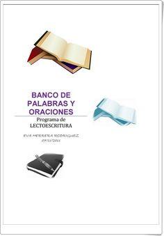 """""""Banco de palabras y oraciones para trabajar la ortografía"""" Usb Flash Drive, Shopping, Teaching Resources, Spanish Language, Banks, Prayers, Usb Drive"""