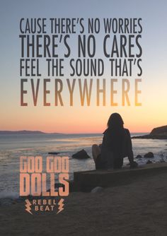 """Rebel Beat"" - by The Goo Goo Dolls #rebelbeat #magnetic #googoodolls #music"