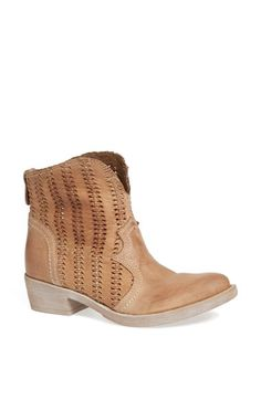 FABBRICA MORICHETTI Leather Boot available at #Nordstrom