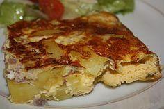 Spanisch genießen: Tortilla vom Backblech