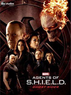 Marvel Agents of SHIELD S4 (2017) UK on E4
