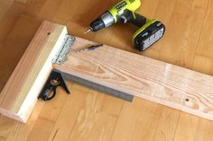How to install bed rail brackets and build a beautiful DIY bed frame & wood headboard easily. Free DIY bed plan & variations on king, queen & twin size bed, best natural wood finishes, and lots of helpful tips! - A Piece of Rainbow Bed Frame And Headboard, Diy Headboards, Wood Headboard, Pottery Barn Teen Bedding, Rustic Bedding, Bedding Decor, Bedding Sets, Diy Bed Frame Plans, Bed Plans
