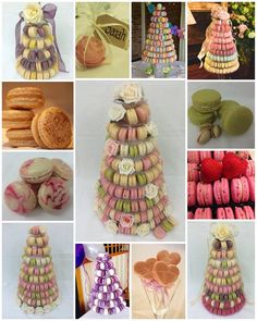 Treat yourself to the French delights of macarons