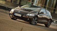 Honda CR-Z Hybrid  http://www.autorevue.at/honda/honda-cr-z-hybrid-15-v-tec-gt-testbericht.html