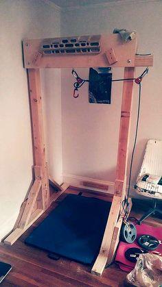 beastmaker - Ben Weigner's setup -