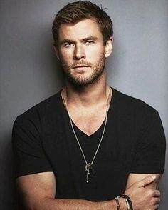 "Chris Hemsworth for GQ ""Men of The Year"" 2016. | #chrishemsworth"