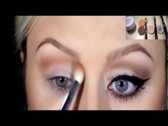Adele Makeup Tutorial: Vogue Cover March 2012 Will Try using Mary Kay colors! Makeup Blog, Love Makeup, Makeup Tips, Beauty Makeup, Makeup Looks, Hair Beauty, Beauty Style, Beauty Tips, Adele Makeup Tutorial