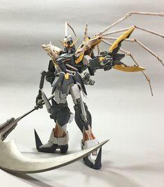 GUNDAM GUY: Gundam Deathscythe Hell Death Custom [GBWC 2016 Japan] - Custom…