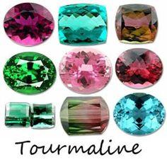 Tourmaline colors#crystalline#slise#gemstone,mineral,geodes,presious