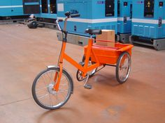 Tricycle CMCM