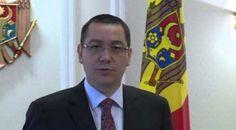 Ponta s-a razgandit. Nu mai merge la Chisinau!