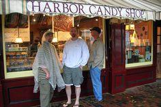 Harbor Candy Shop in Ogunquit, ME