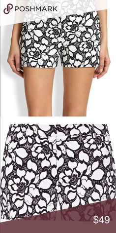 Diane von Furstenberg Napoli Embroidered Shorts Part of a gorgeous DvF set! Please see my other listing for the matching top. Would love to sell to someone as a set - as that's how it was intended, so please feel free to bundle the two items! Can be worn together or separate, dressed up with heels or down with sneakers. Shorts are a 0, top is a 4 - whole outfit fits like an XS. Worn with care, from a smoke-free, pet-free home. Please let me know if you have any questions! Set was originally…