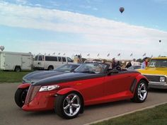 299 best PLYMOUTH PROWLERS & DODGE VIPERS images on Pinterest ...
