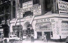 King's Hall Market 1950