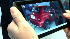 MWC 2016: Augmented reality creates car showroom - BBC News