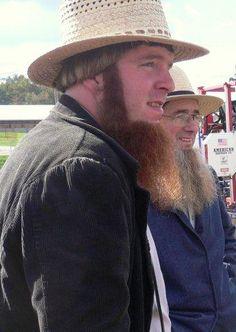 Amish Beard, Amish Men, Bad Endorf, Amish Community, Elements Of Nature, Amish Country, Horse Drawn, Boys Wear, Watercolor Portraits