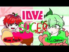 [마플터 팬무비]love sugar meme[늑골과콜라보] - YouTube Sandbox, Salad, Friends, Youtube, Anime, Sand Pit, Amigos, Sand Table, Salads