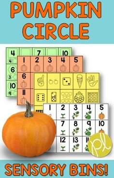 Want to incorporate more holiday fun into everyday learning? This pumpkin sensory bin has you covered! Based on Pumpkin Circle, this sensory play kit featured literacy task cards (mentor sentence, sight words, vocabulary, and more!) PLUS math tasks. Students use the pumpkin materials as math manipulatives as they solve number bonds, practice counting, and 1:1 correspondence. Learning through October can be so much fun! From Positively Learning