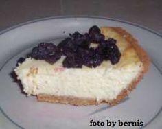 Honeyberry/Haskap Recipe Gallery - cheesecake