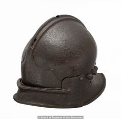 English 15th century sallet helmet, commonly referred to as the Durham sallet.  Held at Royal Armouries, Leeds - there is a good selection of photos from different angles from this link.