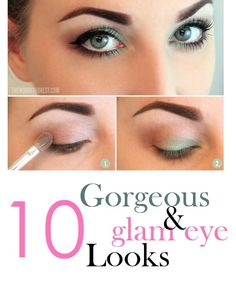 Gorgeous and Glam Eye Looks - Likes