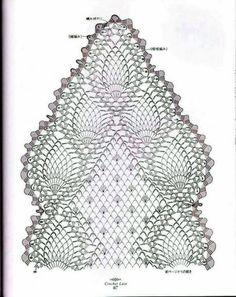 beautiful tablecloths crochet pattern | make handmade, crochet, craft