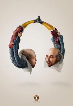 Penguin Audiobooks: William Shakespeare - McCann Worldwide