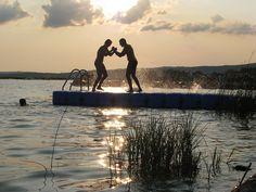 Az új Velence Korzón #Summer #Beach #Velence