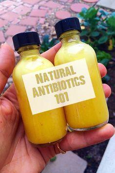 Natural Antibiotics 101 shtf prepping survival medical #survivalantibiotics