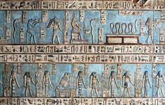 https://flic.kr/p/9q7mjh | Ceiling at Dendera Temple 4 | Ceiling at Dendera Temple 4